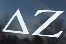 Delta Zeta Gifts / Delta Zeta Sorority and Greek Gifts