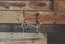 Minnesota Bound / Home awaits.  / by Caree Kovacevich