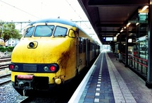 trein en station