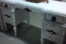 PROJECTS FROM OUR SHOP FOR SALE / by 2Brothers Reclaimed & Repurposed Inventory Sales