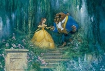 Disney and beautiful fairytales / Disney will forever have a place in my heart / by Joy Josephs