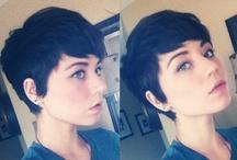 hair: cutting it / by Amie Gill