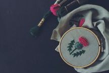 Idle Hands / Needlework Inspiration & Designs / by Ginger Bellerud-Corthell