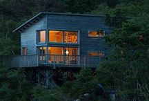 Vacation Cottage / Small space living for potential vacation cottage