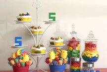 Kids Birthday Party Ideas / ❖ birthday party ideas for girls and boys ❖