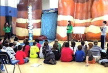 Education Inflatables / Articles, information and resources for educators, conservation and outreach programs.