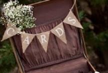urne de mariage/wedding card box