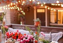*Patio, Porch, and Deck / by Ginger Bellerud-Corthell