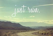 Just Run!! / Tips and Motivation / by Alicia Atwood