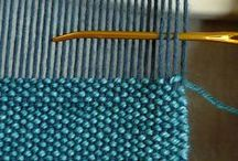 diy: weaving / by Amie Gill