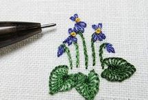 diy: embroidery / by Amie Gill