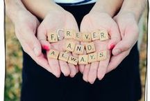 Engagement Photo Ideas / by Ashley Wells