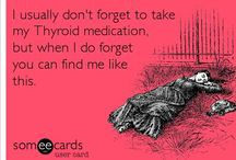Living with hypothyroidism / by Ashley Wells