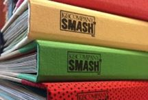 Smash books me time / A place to look back at all our beautiful memories as a family  / by Trini Chavez