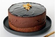 Cake and Cupcake Recipes / ❖ recipes for layer cakes, cupcakes, pound cakes, coffee cakes, bundt cakes, and cheesecakes ❖