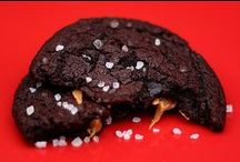Cookie Recipes / ❖ baked and no-bake cookies, cookie dessert treats, and more recipes ❖