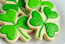 Saint Patrick's Day Recipes / ❖ food and drink recipes for a St Patrick's day party and fun ❖