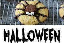 Halloween Treats and Fun / ❖ food and decorating ideas for Halloween ❖