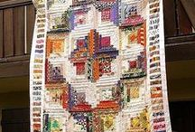 Quilts, Mosaics and Stones