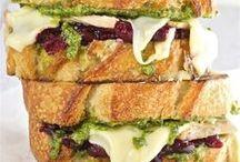Sandwiches / Sandwiches that sound amazing