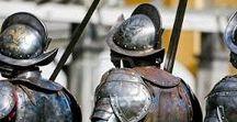 Zbrojni - Torreno (F'17) / Inspiracje do tworzenie strojów postaci zbrojnych w świecie gry terenowej Fantazjada. Torreno inspirowane jest XVI i XVII wieczną Europą. Szczególnie renesansową Italią.