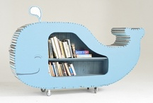 Kids Rooms / Ideas for my little monsters living quarters.  / by Shira Jones