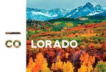 Oh Colorado…how I love thee. / by Jennifer Hamill
