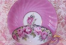 Tea Cups / by Paula McKeeton Hemingway Chirillo