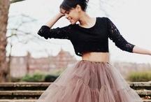 What I'd wear / by Marcela Tenorio