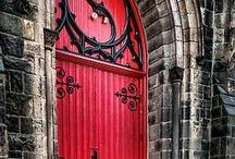 Doors / by Jo  Ann Brown Serrano
