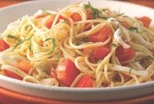 Pasta / by Paula McKeeton Hemingway Chirillo