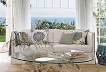 Home Decorating Ideas / Beach Homes, Beach Home Decor, Beach Inspired, Wall Paint Colors, Nautical Theme, Nautical Inspired, Nautical Room, Home Design, Starfish, Sea Shells, Sea Glass, Beach Signs, Garden City Realty, Garden City Beach, Surfside Beach, Myrtle Beach, Vacation Rental Homes