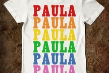 P is for Paula