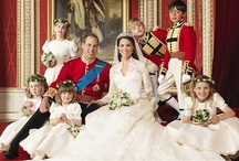 The New Royal Family / Will & Kate / by Jo  Ann Brown Serrano