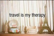 Inspired by ... Travel / by Travel Chick