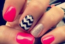Beautiful Nails! / by Tanya Frazer