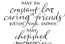 Sentiments & free Printables / by Donna Rickus Canzoneri