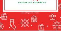 All things Christmas / Christmas food, giveaways, gifts and ideas