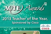 2013 ACTE Award Winners