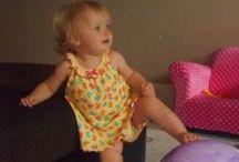 ZORA / My granddaughter April 10 th / by Paula McKeeton Hemingway Chirillo