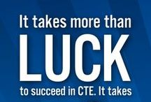 Career Tech VISION 2013 / This December, CTE professionals from across the country will gather in Las Vegas, Nevada, Dec. 4-7 for the most exciting and talked-about CTE event of the year—ACTE's CareerTech VISION 2013! / by ACTE