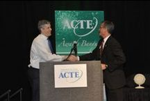 2013 ACTE Awards Banquet / The 2013 Awards Banquet was held in conjunction with ACTE's CareerTech VISION at the Las Vegas Hotel in Las Vegas, NV. The event featured opening remarks from special guest speaker, U.S. Secretary of Education Arne Duncan.