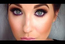 Makeup Tips Tricks and Tutorials! / by Tanya Frazer