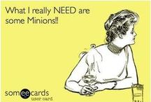 Funny and Minions