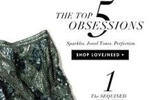 Obsessions / The pieces to buy right now / by Piperlime®