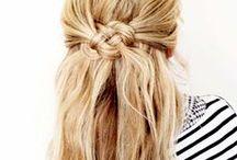 Bridal*Hair Inspiration / by Vania Oliveira Makeup