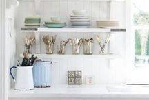 The Kitchen / by Heather Bullard