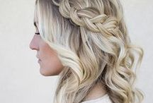Swink Style Inspiration - Hair / We love hair! Whether you're coming in for a blowout, drystyle or updo, here are some looks to check out!  http://swinkstylebar.com/