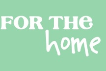 For the Home / by Emma Crochets