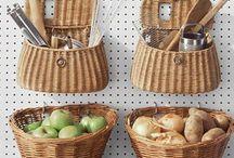 Storage and Organization / by Angie Thomas